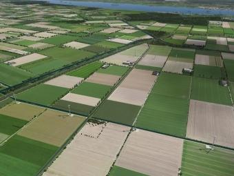 land-art flevoland